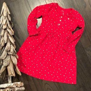 ❄️ girls casual holiday dress